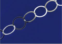 Ösenketten / lose (ø10mm) / 925 Silber