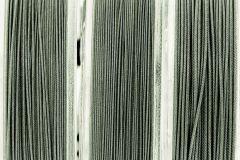 Edelstahlseil / nylonummantelt (19 Stränge)