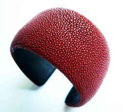 Armspange Rochenleder (Ø 30 mm)