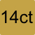 14ct / 585 Gelbgold